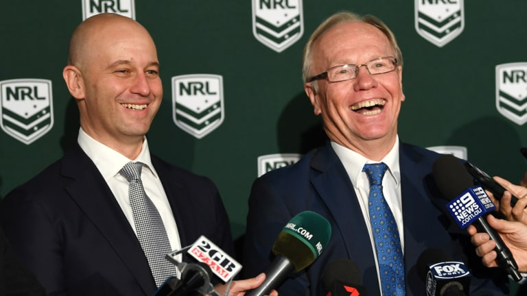 Style over substance: Peter Beattie has shown a fondness for the spotlight.