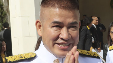 Top Thai politician Thammanat Prompao has faced a series of scandals in the past week.