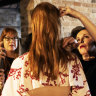 What really happens behind the scenes on a fashion show