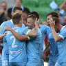 Galloway stunner sets City on history-making course in Roar thriller