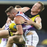 AFL live scores - Richmond v Fremantle