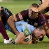 NRL cracks down on boot throwers after Maroon Origin mischief