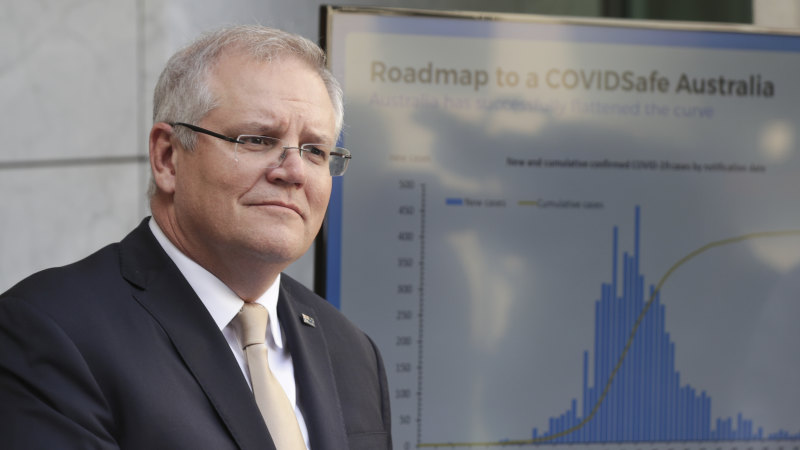 Morrison's 3-step roadmap to recovery is merely a menu for the states – The Age