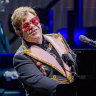 'The Bitch is Back': Elton's extravagant farewell kicks off in Perth
