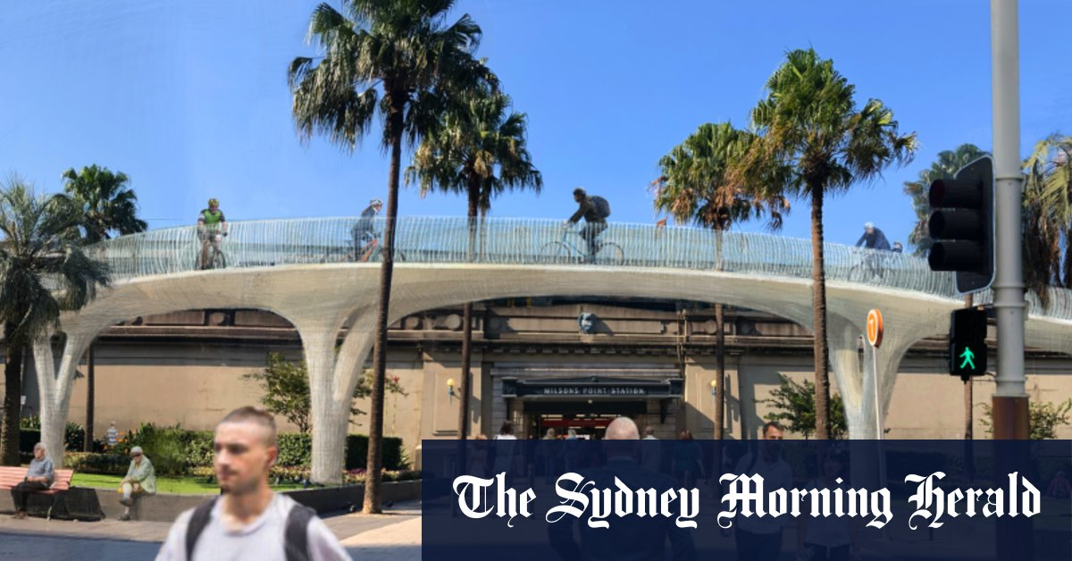 'Understandably concerned': Liberal MP sides with residents over Harbour Bridge cycleway plans – Sydney Morning Herald