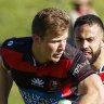 Norths extend Shute Shield winning streak to stay on Gordon's tail