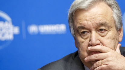 Fix 'dysfunctional' relationship: UN chief tells China, US to avoid new Cold War