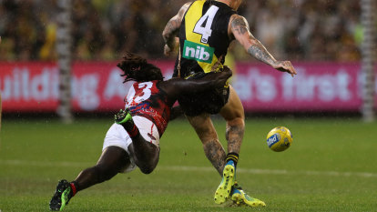 AFL strives to get it right – and left