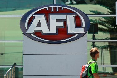 The AFL has stood down Mitch Cleary.