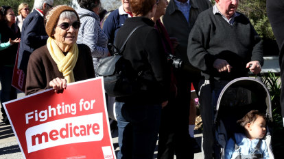 GPs join election fight in defence of Medicare