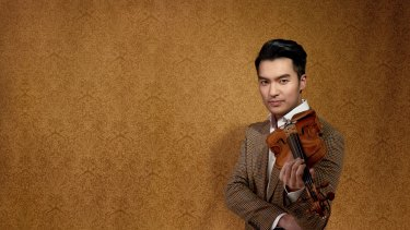 Brisbane-born violinist Ray Chen will play Tchaikovsky's Violin Concerto in the opening concerts of 2021.