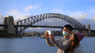 Coronavirus is likely to have a disproportionate impact on Sydney's economy.