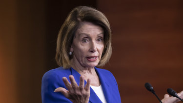 Speaker of the House Nancy Pelosi was so confident that she handed out ice-cream and chocolates during negotiations.