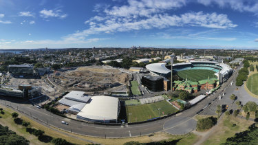 We have some work to do, Sydney ... While the Allianz Stadium is a taxpayer-funded demolition zone, the surrounding Moore Park is a neglected treasure in a city crying for green space.