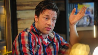 Jamie Oliver only relaunched his chain of Australian restaurants in November last year.