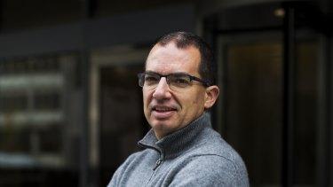 Stephane Bancel, chief executive officer of Moderna Therapeutics.