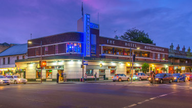 The Marlborough Hotel in Newtown said in a post on Facebook it had' screwed up'.