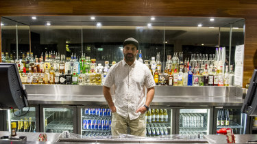 Academy Club owner Frank Condi and other owners will now focus exclusively on their other nightspot, Mr Wolf.