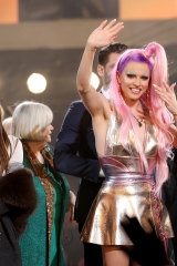Courtney Act was the winner of Britain's 2018 <i>Celebrity Big Brother</i>.