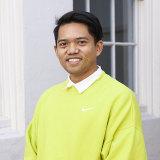 TV writer Vonne Patiag.