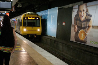 Incidents of Queensland Rail trains travelling through red lights have  increased in recent months.