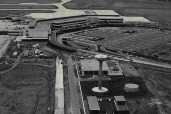 Melbourne Airport just after it was built, July 13, 1970.