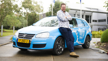 After 92,000 kms and three years away from home, Dutchman Weibe Wakker's electric car journey is nearing an end
