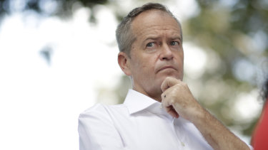 Many in big business see Bill Shorten as being captive to unions.