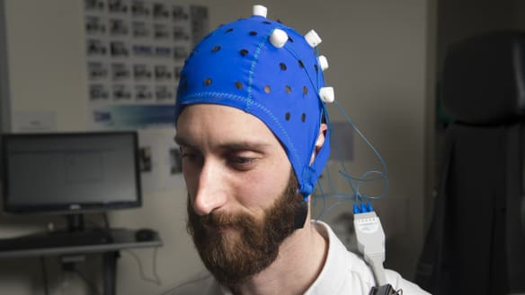 Training your brain with electricity, UC research has positive results