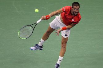 Former world No.23 Damir Dzumhur won't take the court at Roland Garros.