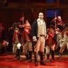 For an American show, Hamilton's a good effort