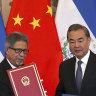 Taiwan loses third ally to China this year