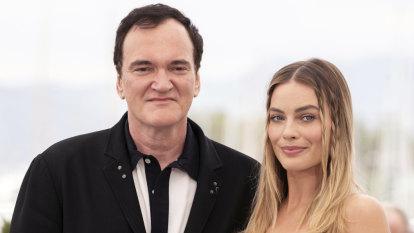 Tarantino's latest film nabs Australian record, sparks 35mm revival