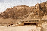 Mortuary Temple Of Hatshepsut  Luxor, Egyp