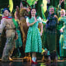 New production of Wizard of Oz premieres in Brisbane, with a special furry star