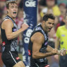 Reid and Swans push Pies all way but Dane ramps up old tricks again