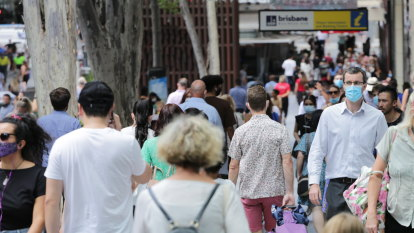 Bigger gatherings on the cards as no local cases found in Queensland