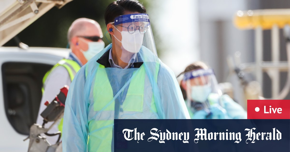 Coronavirus updates LIVE: Australian Open crisis deepens; Melbourne hotel quarantine workers test negative after preliminary positive COVID tests – The Sydney Morning Herald