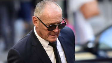 Chris Dawson charged over alleged sexual relationship with student