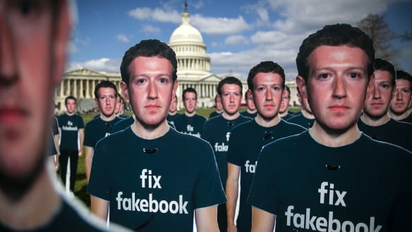 Time to imagine: Why it's up to the public to regulate Facebook's omnipresence