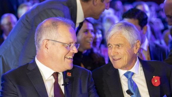 Billionaire Kerry Stokes steps in to fund lavish war memorial event