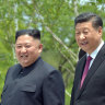 Chinese medical experts sent to advise on North Korea's Kim: sources