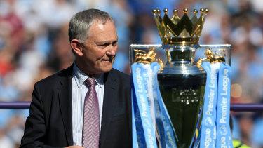 "Former English Premier League executive chairman Richard Scudamore has become a ""special advisor"" to the A-League."