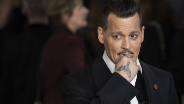 Johnny Depp has been hit with an assault suit.