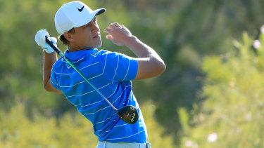 Cameron Champ will play the Australian PGA Championship.