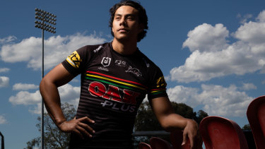 Jarome Luai is quickly finding out success will force a few of his mates out of Penrith.