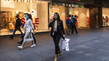 Retail is picking up again, supporting hopes of a quick, V-shaped recovery.