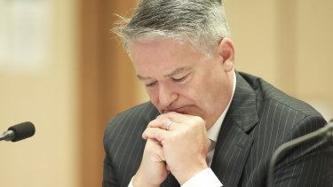 "Finance Minister Mathias Cormann said the ongoing JobSeeker rate would be based on advice and economic data in ""the context of the half-yearly budget update at the end of the year""."