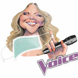 Singer Mariah Carey is tipped to be a judge on The Voice.