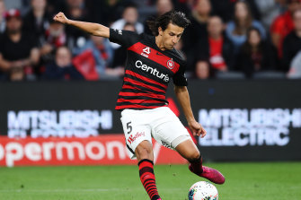 Wanderers defender Daniel Georgievski says his team was mentally exhausted after the derby win.